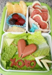 Bento Love: Shot Through the Heart