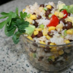 Fiesta Rice Salad ( All You Magazine)