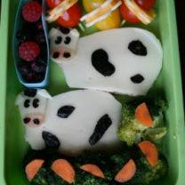 Bento Love: Moo Says the Cow