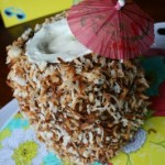 Tiki Cocktail Cake (Food Network)