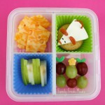 Bento Love: The Cheese Stands Alone