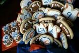 Fantasy Football Draft Day Cookies!