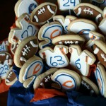 Fantasy Football Draft Day Cookies!