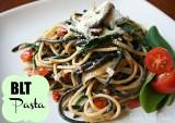 BLT Pasta (w/ vegetarian option)