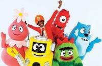 stock photo of children music group Yo Gaba Gaba