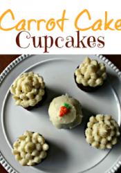 Carrot Cake & Cupcakes