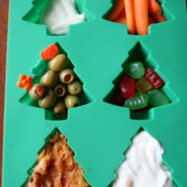 Muffin Meals: Olive My Christmas Tree