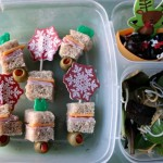 Bento Love: Snowflake Stackers