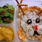 Bento Love: Rudolph The Red Nosed Reindeer
