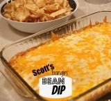 Guest Chef Scott: Bean Dip