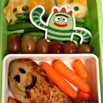 Bento Love: Yo Gabba Gabba! There's a Party In My Tummy 2