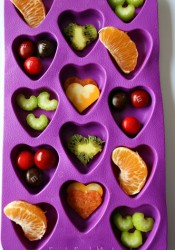 Ice Tray Treats: Hearts All Around