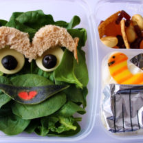 Bento Love: Oscar the Grouch & Slimy