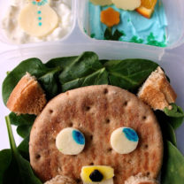 Bento Love: Groundhog Day Lunchbox