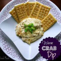 Warm Crab Dip