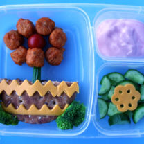 Bento Love: Potted Plant