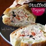 Stuffed Baguette