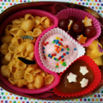 Bento Love: Is the Moon is Made of Cheese?
