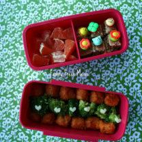 Bento Love: Garden Patch Spring Lunch