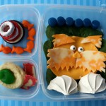 Bento Love: Dr. Seuss Lunch