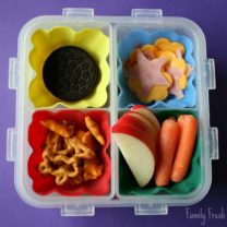 Bento Love: Spring Snack Lunch Box