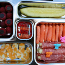 Bento Love: Antipasto Lunchbox