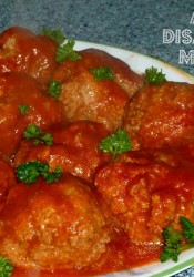 Guest Chef: Auntie's Disappearing Meatballs