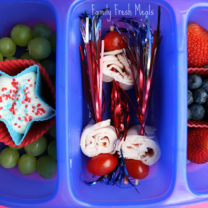 Bento Love: Fourth of July Fun!