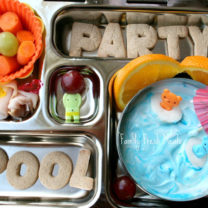 Bento Love: Cool Pool Party