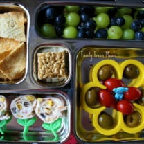 Bento Love: Watering The Flowers Lunch