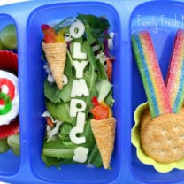 Bento Love: Go For the Gold Olympic Lunchbox
