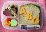 Bento Love: Back to School Lunch & Apple Note Treat!