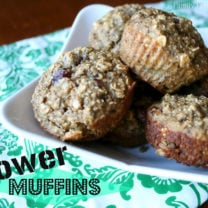 Irene's Power Muffins