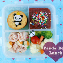 Bento Love: Panda Bear Lunch
