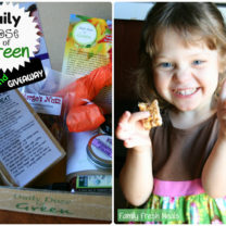 Daily Dose of Green: Review and GIVEAWAY!