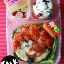 Bento Love: Talk Like a Pirate Day Lunch Box