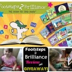 Footsteps2Brilliance Review and GIVEAWAY!