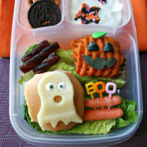 Bento Love: Ghostly School Lunch