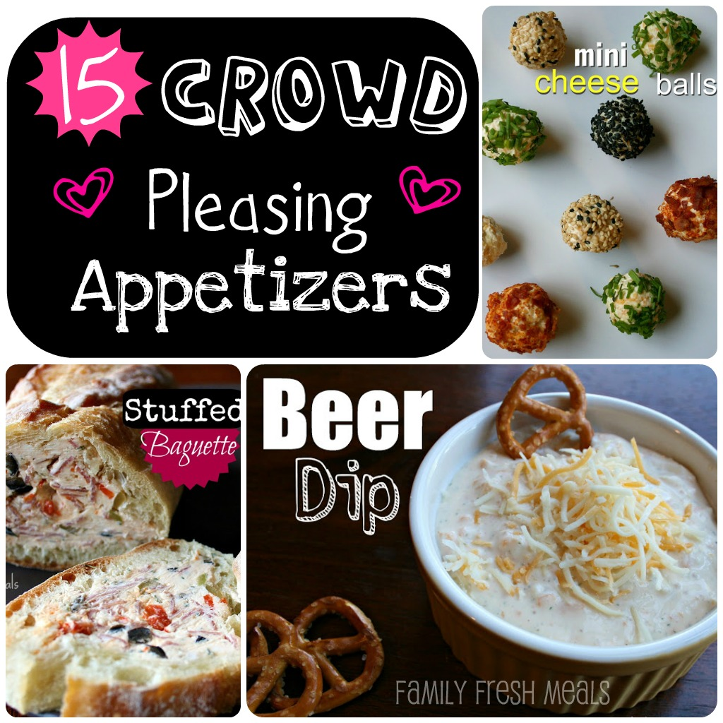 Beer snacks. Party Recipes 76
