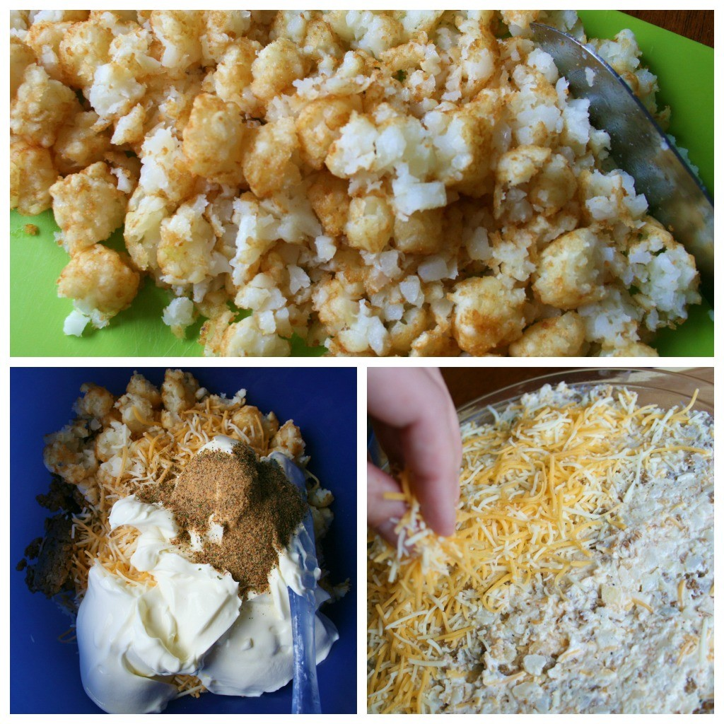 Tater Top Dip Recipe