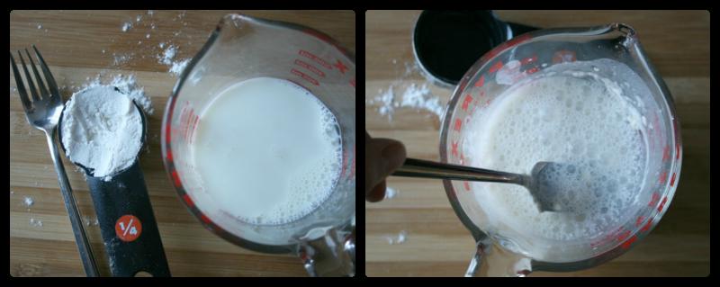 Bacon Cheeseburger Soup flour