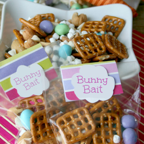 Bunny Bait Easter Recipe - Family Fresh Meals