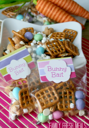 Bunny Bait Easter Recipe