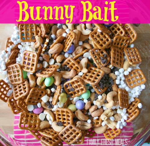 Bunny Bait in Bowl - FamilyFreshMeals.com
