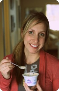 Cookie Dough Greek Yogurt - FamilyFreshMeals.com