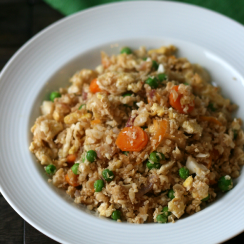 Cauliflower Fried Rice Family Fresh Meals