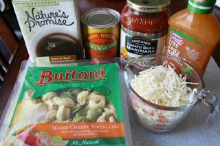 Easy Cheesy Pasta Bake - FamilyFreshMeals.com