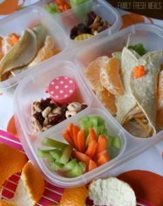 Simple Sandwich Wrap Ideas - Family Fresh Meals