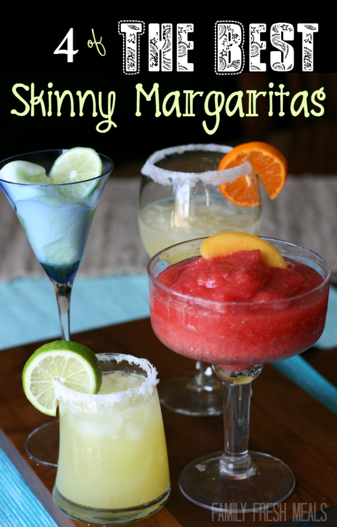 The Best Skinny Margarita Recipes - FamilyFreshMeals.com