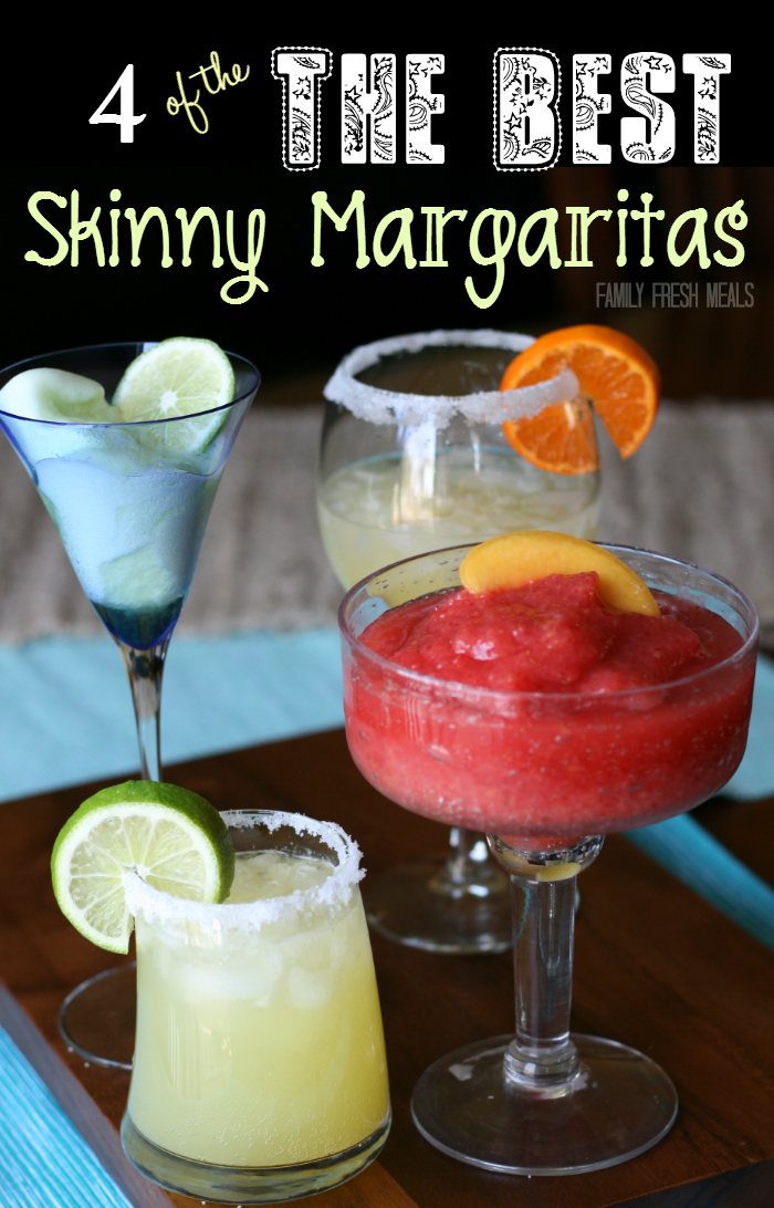 Cook Meals: The Best Skinny Margarita Recipes